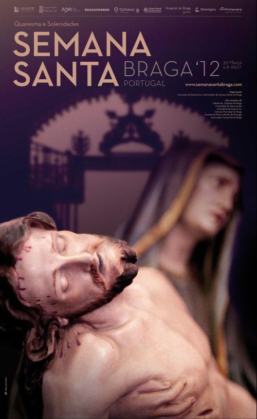 Semana Santa 2012 Braga