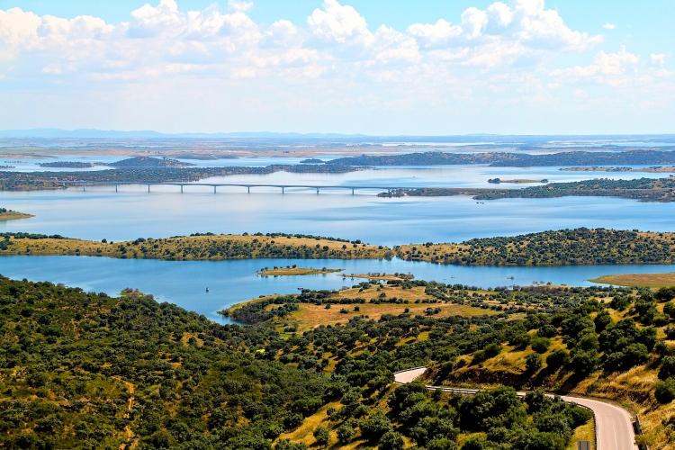 turismo de portugal alentejo grande lago alqueva