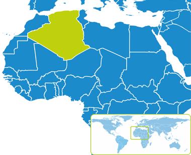 Algieria  - Przewodnik turystyczny