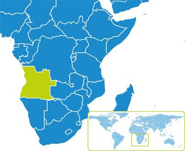Angola  - Przewodnik turystyczny