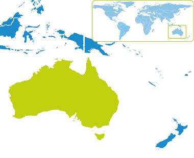 Australia  - Przewodnik turystyczny