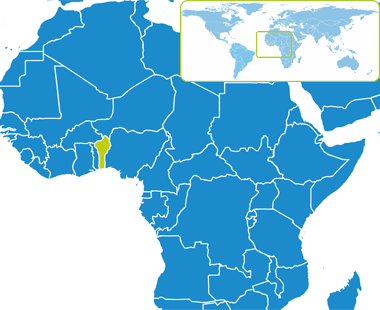 Benin  - Przewodnik turystyczny