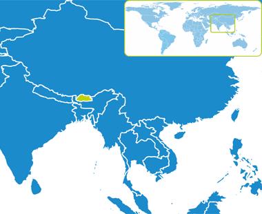 Bhutan  - Przewodnik turystyczny