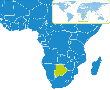 Botswana  - Przewodnik turystyczny