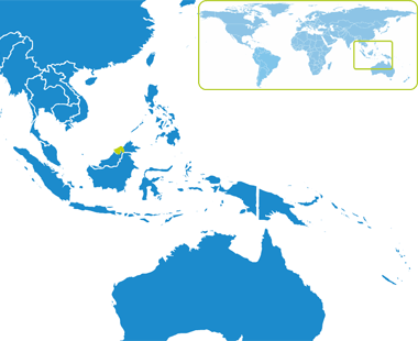 Brunei  - Przewodnik turystyczny