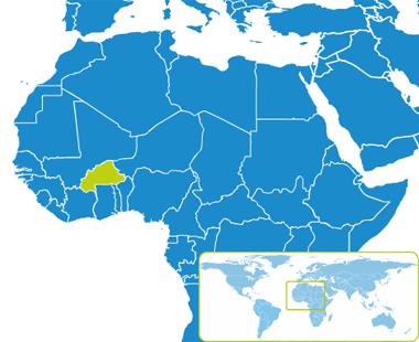 Burkina Faso  - Przewodnik turystyczny