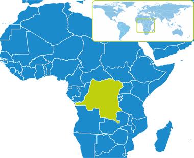 Demokratyczna Republika Konga  - Przewodnik turystyczny