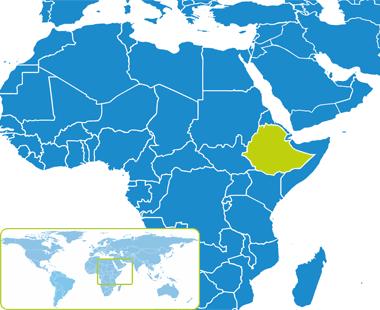 Etiopia  - Przewodnik turystyczny