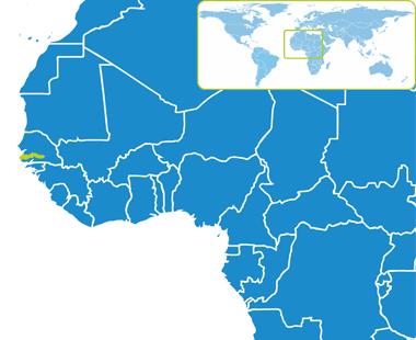 Gambia  - Przewodnik turystyczny