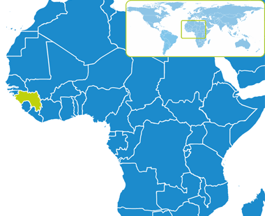 Gwinea  - Przewodnik turystyczny
