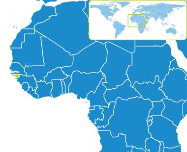 Gwinea Bissau  - Przewodnik turystyczny