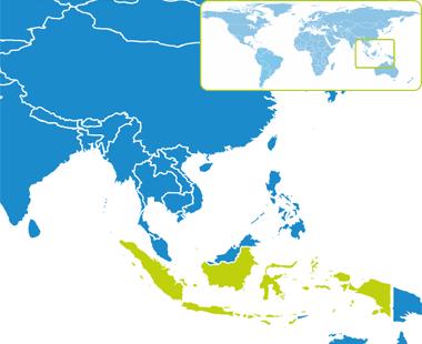 Indonezja  - Przewodnik turystyczny