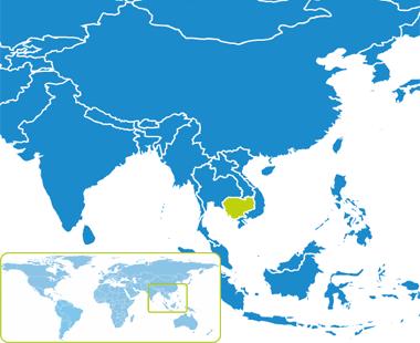 Kambodża  - Przewodnik turystyczny