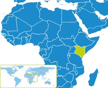 Kenia  - Przewodnik turystyczny