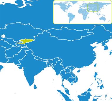 Kirgistan  - Przewodnik turystyczny