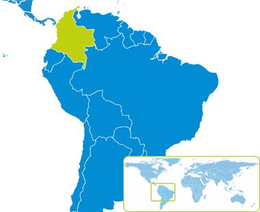 Kolumbia  - Przewodnik turystyczny