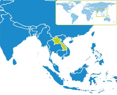 Laos  - Przewodnik turystyczny