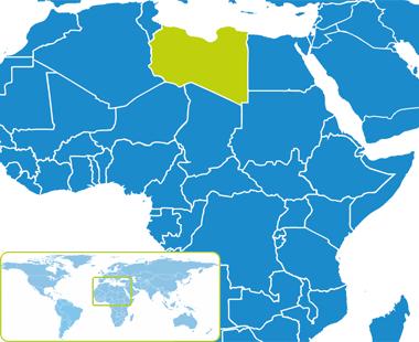 Libia  - Przewodnik turystyczny