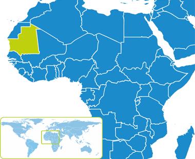 Mauretania  - Przewodnik turystyczny