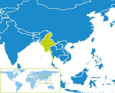 Myanmar / Birma  - Przewodnik turystyczny