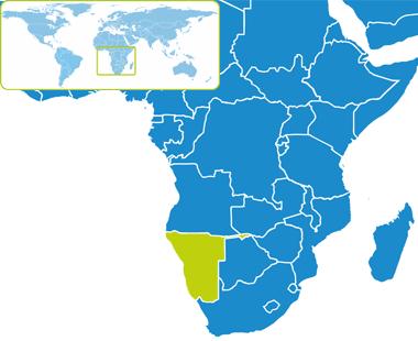 Namibia  - Przewodnik turystyczny