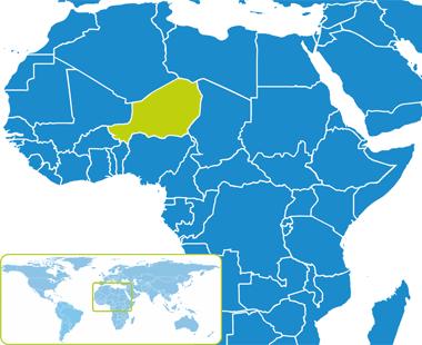 Niger  - Przewodnik turystyczny