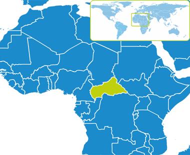 Republika Środkowoafrykańska  - Przewodnik turystyczny