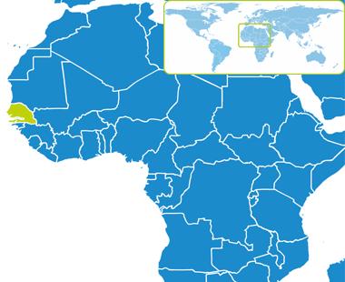 Senegal  - Przewodnik turystyczny