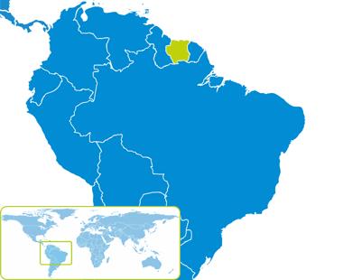 Surinam  - Przewodnik turystyczny
