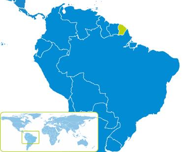 Gujana Francuska  - Przewodnik turystyczny