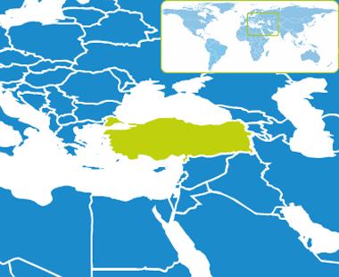 Turcja  - Przewodnik turystyczny