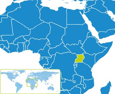 Uganda  - Przewodnik turystyczny