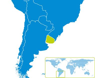 Urugwaj  - Przewodnik turystyczny