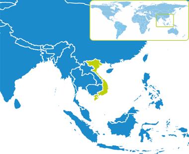 Wietnam  - Przewodnik turystyczny