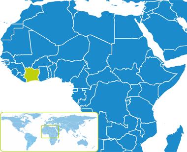 Wybrzeże Kości Słoniowej  - Przewodnik turystyczny