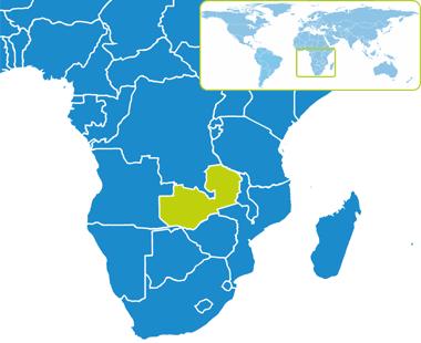 Zambia  - Przewodnik turystyczny