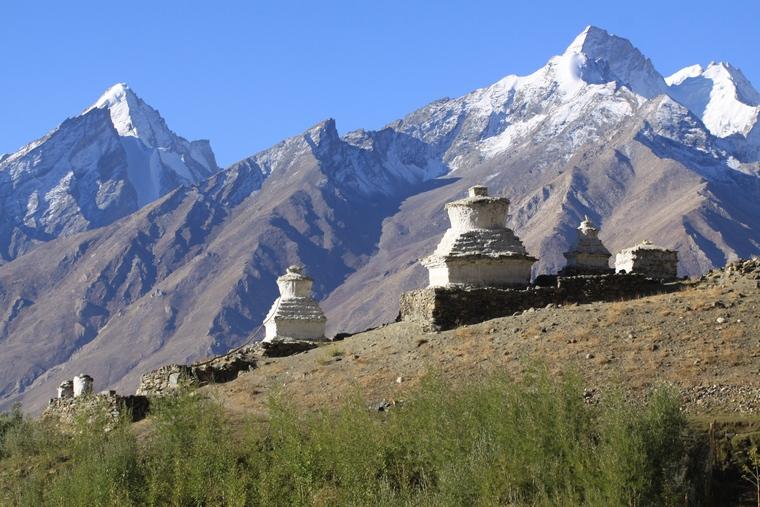 Powroty w himalaje – Zanskar