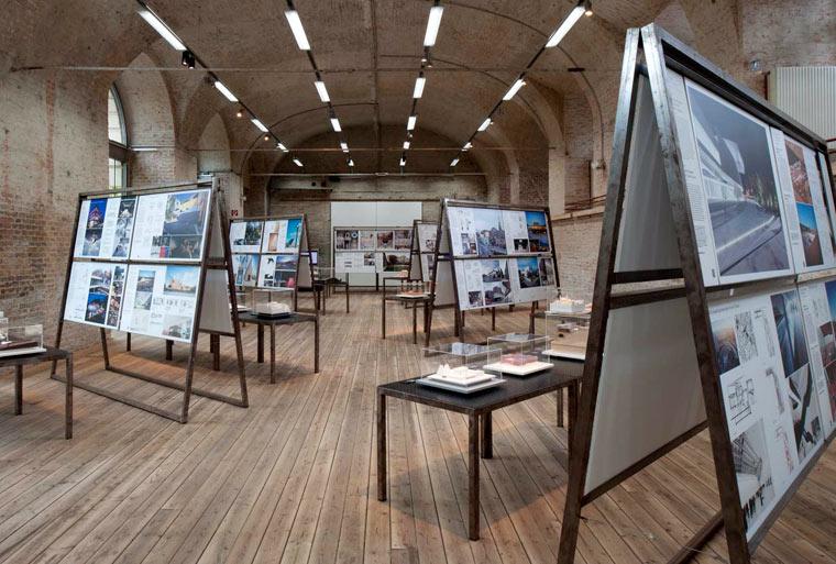 Ausstellung Europas beste Bauten