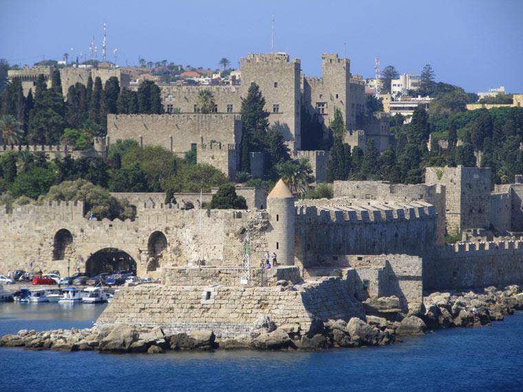 Wyspa Rodos - Grecja