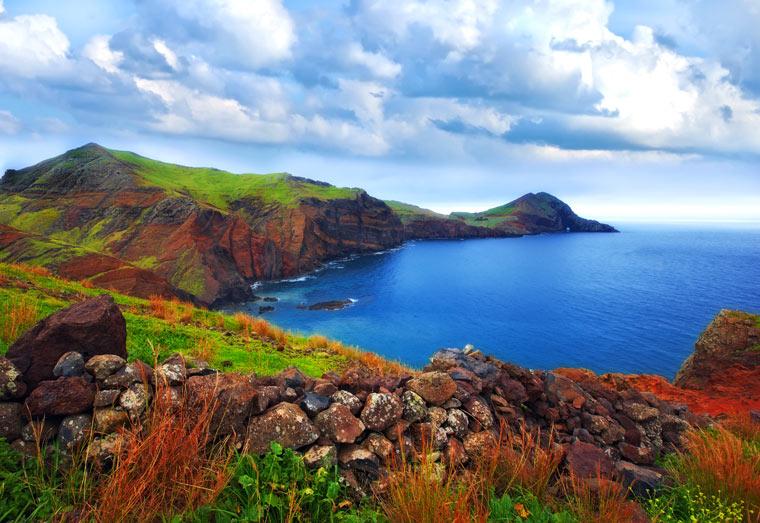 Wyspa Madera - Portugalia