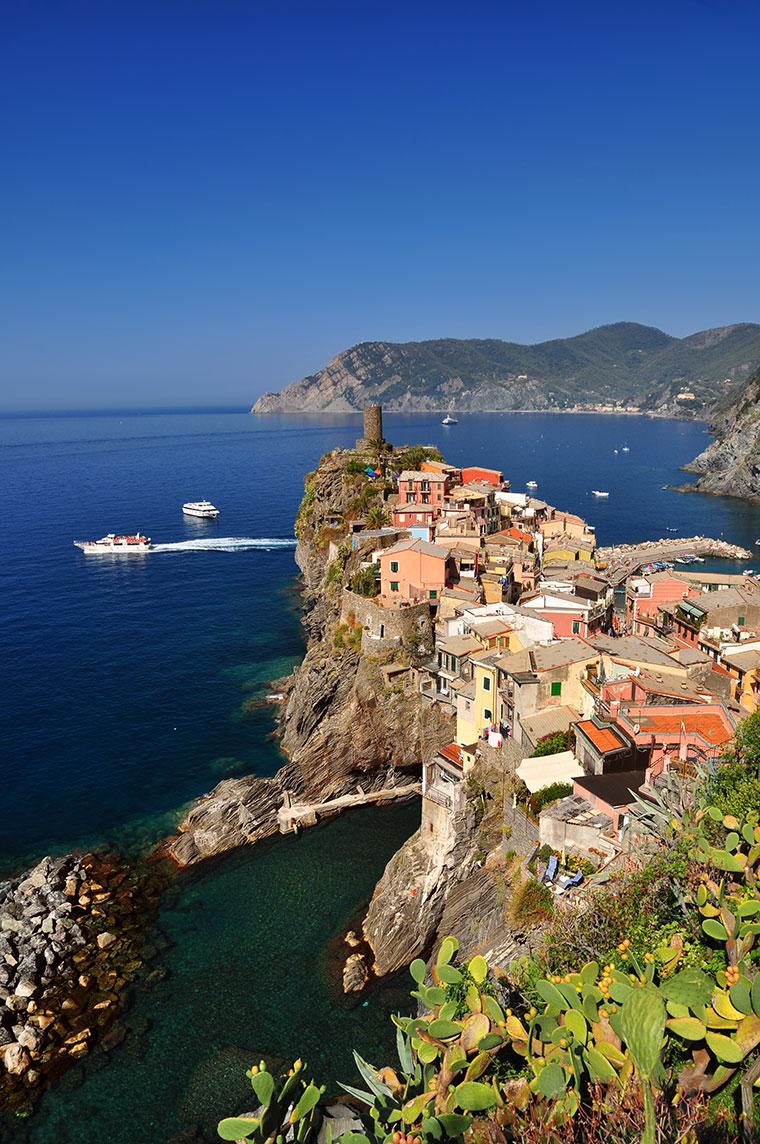 Vernazza, Cinque Terre, Włochy
