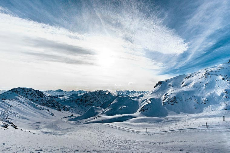 Davos Klosters, Szwajcaria