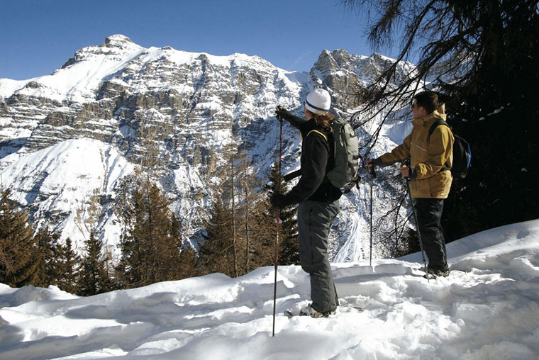 Dolina Stubai Scheeschuhwandern - spacer na rakietach śnieżnych