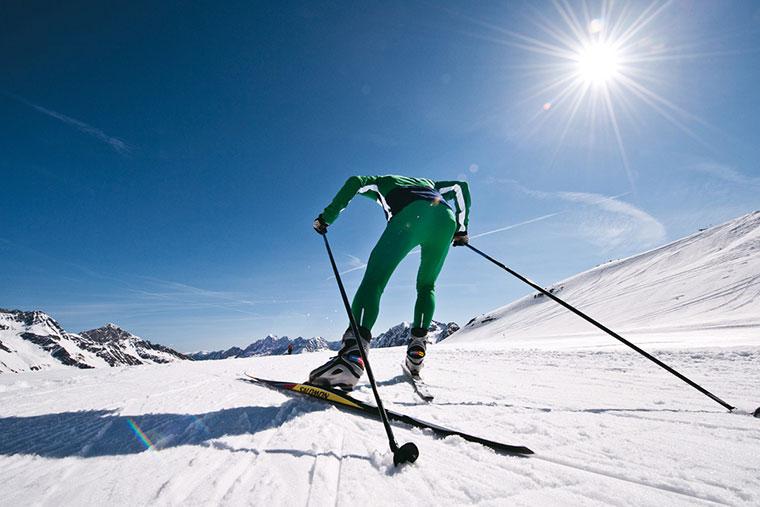 Dolina Stubai CrossCountry - narciarstwo biegowe