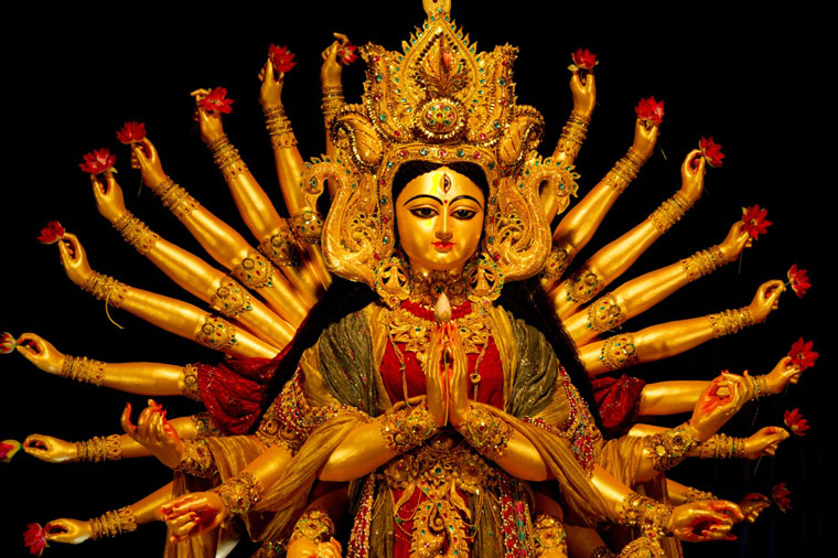 Festiwal Durga Pudźa /Durga Puja/