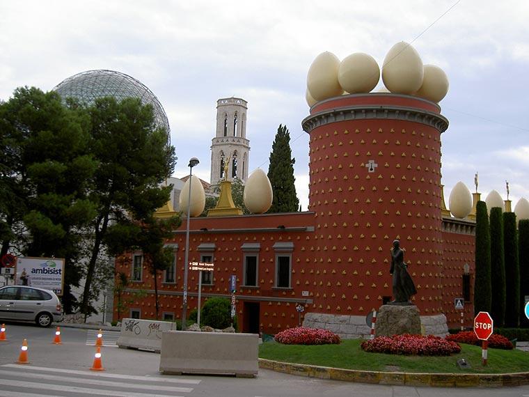 Muzeum Salvador Dali w Figueres