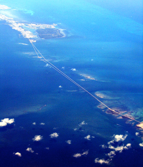 Siedmiomilowy Most /Seven Mile Bridge/ - Florida