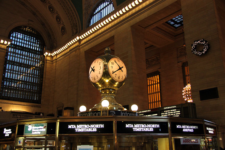 Grand Central Terminal, Nowy Jork, USA