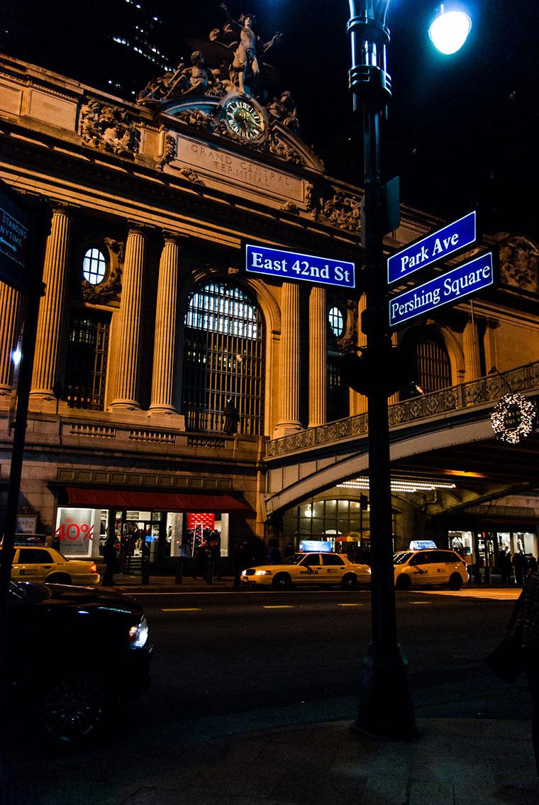 Grand Central Terminal, Nowy Jork, USA