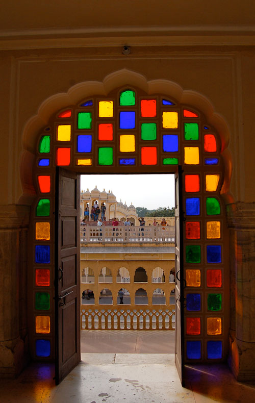 Pałac Wiatrów, Dźajpur, Indie